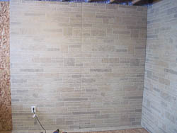 Our New Addition Basement Wall Panels Little Apples Of Gold